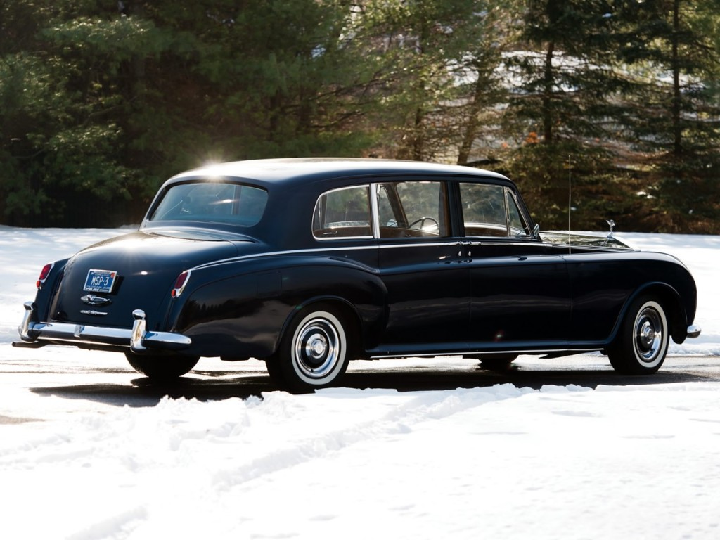1959 Phantom V with Park Ward Coachwork 4