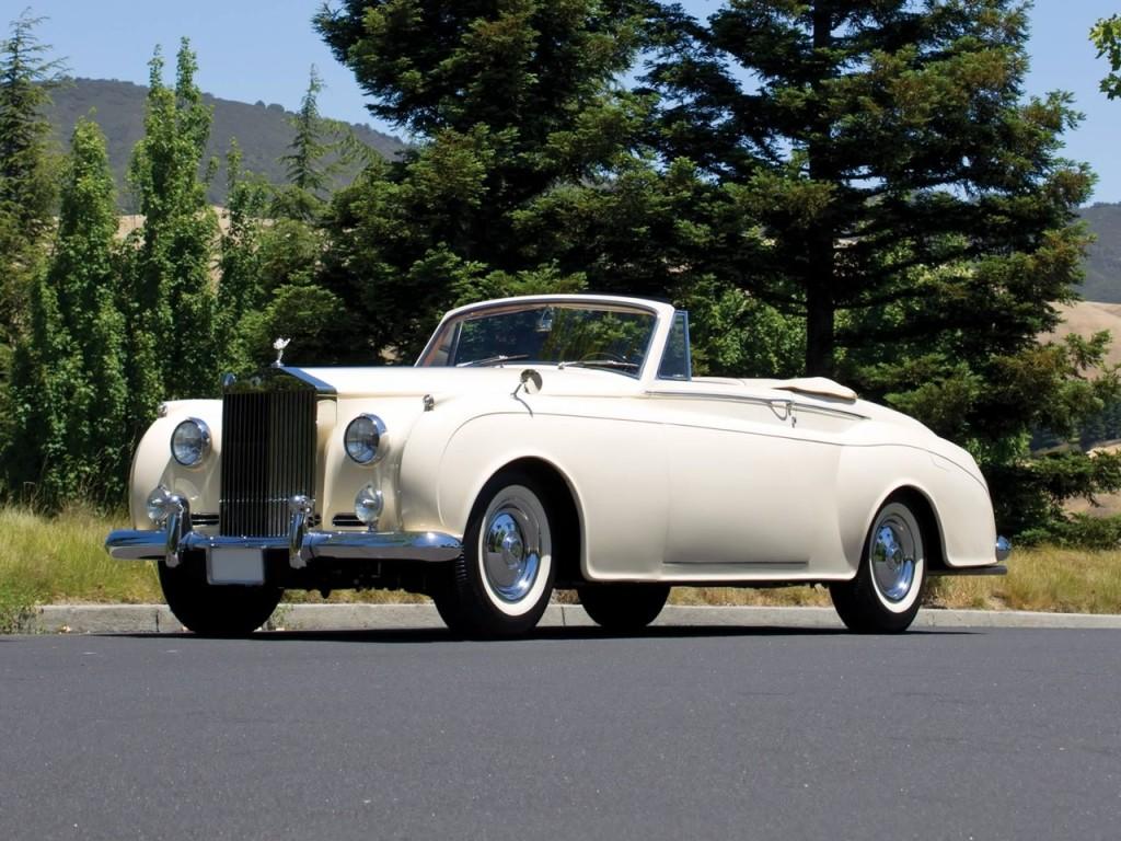 1959 Silver Cloud II Mulliner Drophead 5