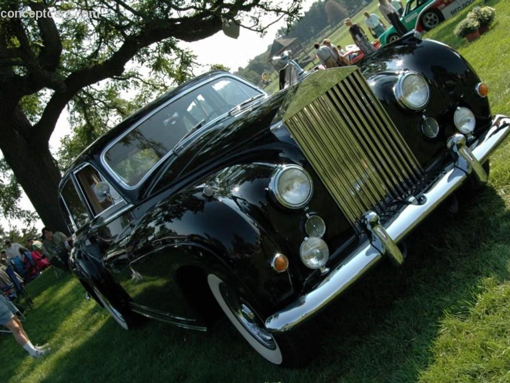1959 Silver Wraith Touring LWB Limo by Henri Chapron 1