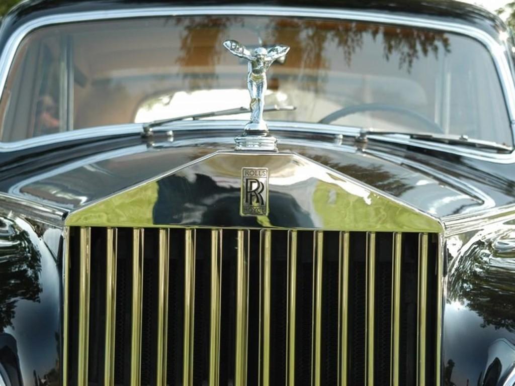 1959 Silver Wraith Touring LWB Limo by Henri Chapron 2