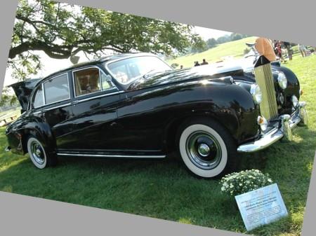1959 Silver Wraith Touring LWB Limo by Henri Chapron 5