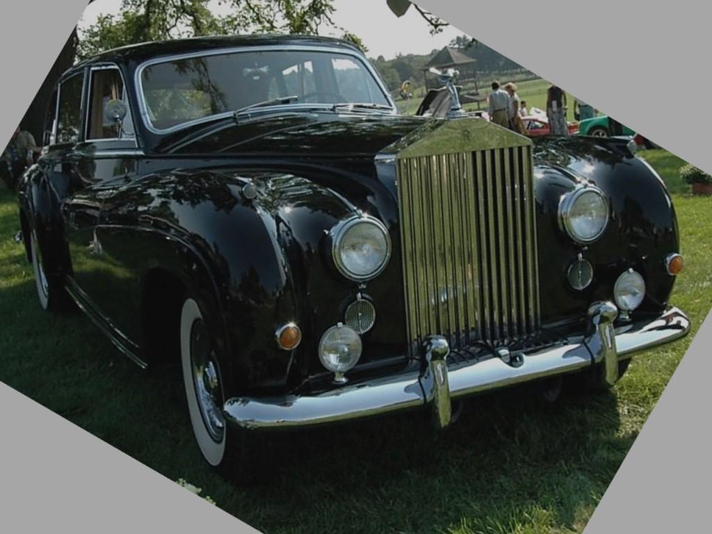 1959 Silver Wraith Touring LWB Limo by Henri Chapron 7