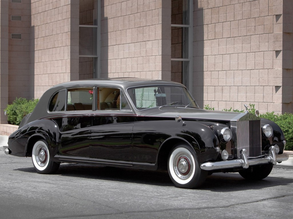 1959Rolls-RoycePhantom V 1
