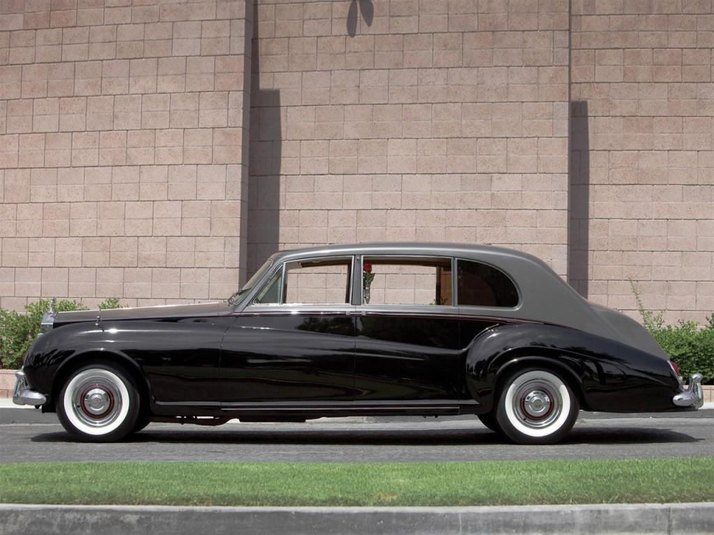 1959Rolls-RoycePhantom V2