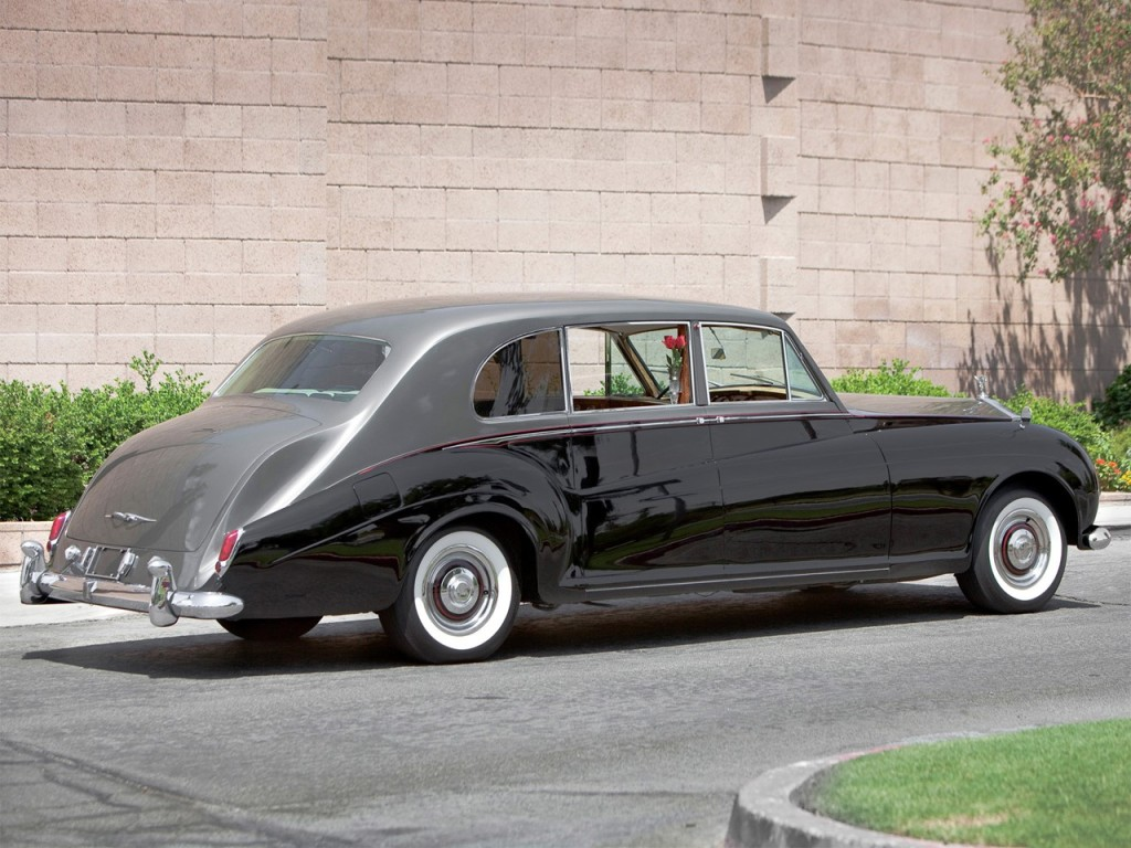 1959 Rolls-Royce Phantom V 3