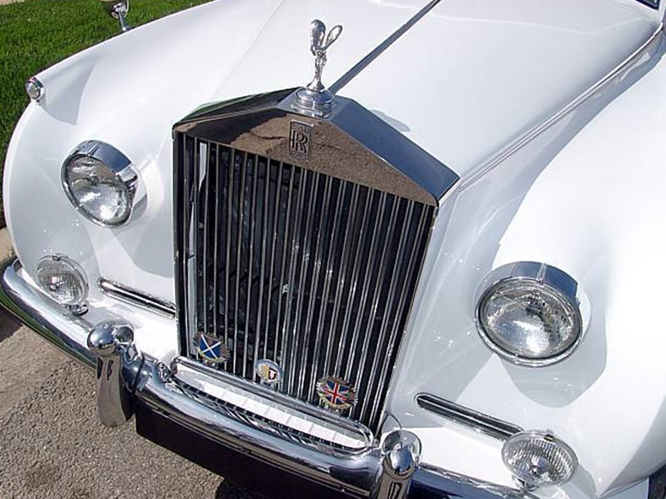 1961 Flying Spur 3