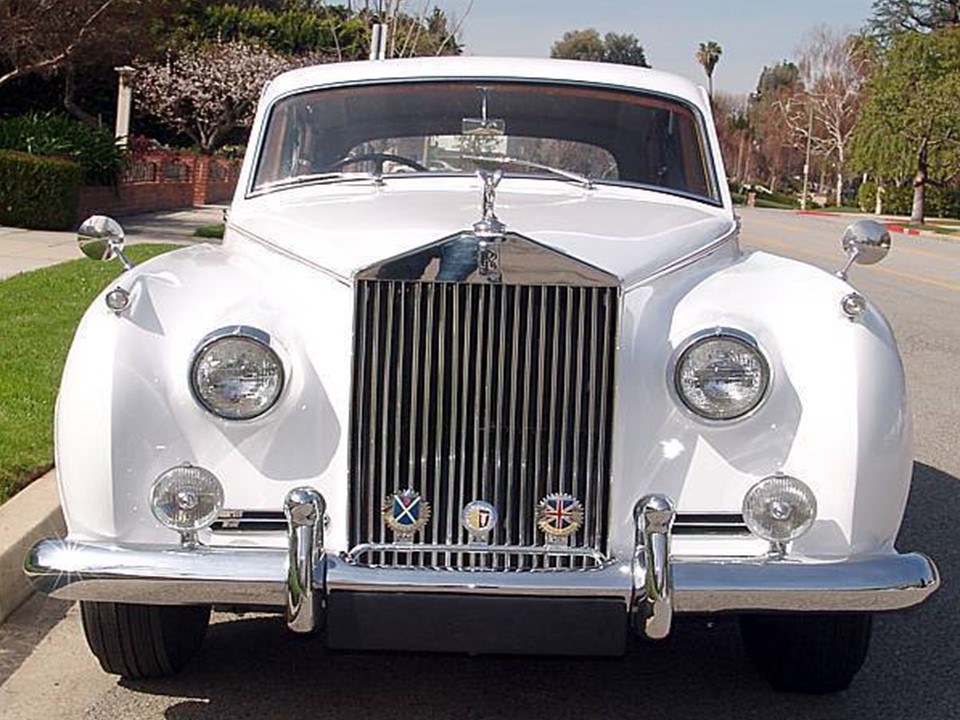 1961 Flying Spur