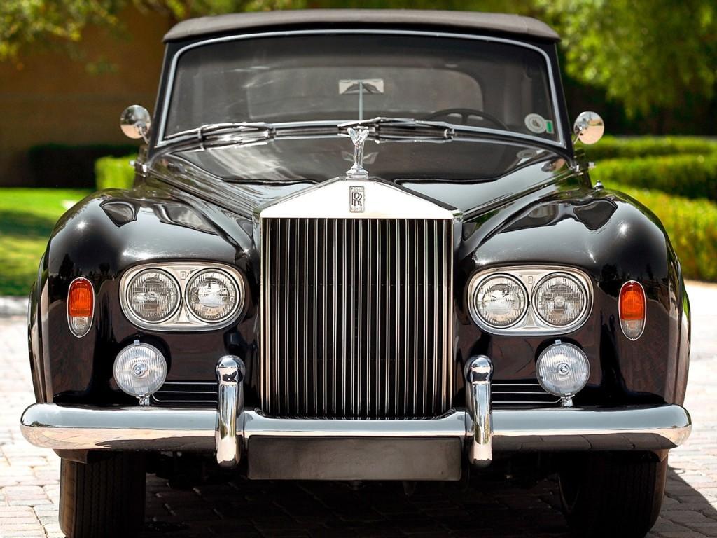 1963Rolls-RoyceSilver Cloud Drophead coupé III 1