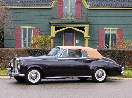 1963 Rolls-Royce Silver Cloud Drophead coupé III 3