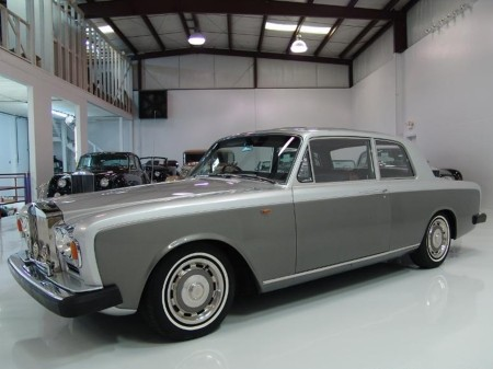 1966 James Young Silver Shadow Two-door coupe 1