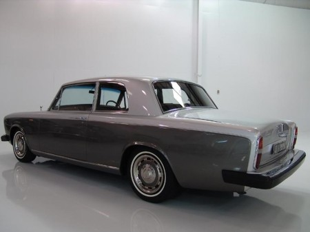 1966 James Young Silver Shadow Two-door coupe 10