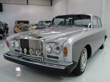 1966 James Young Silver Shadow Two-door coupe 2