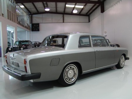 1966 James Young Silver Shadow Two-door coupe 3