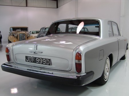 1966 James Young Silver Shadow Two-door coupe 4