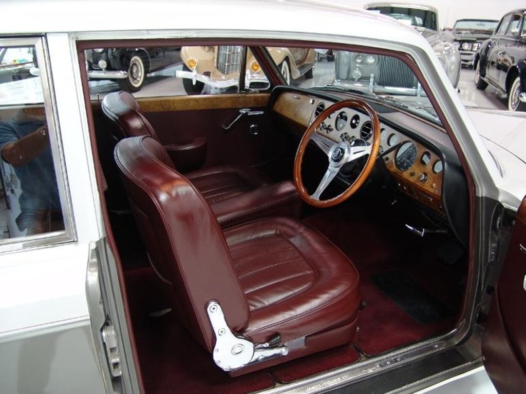 1966 James Young Silver Shadow Two-door coupe 6