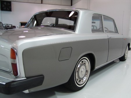 1966 James Young Silver Shadow Two-door coupe 9