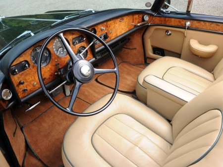 1966 Mulliner park Ward Drophead Silver Cloud Series III 3