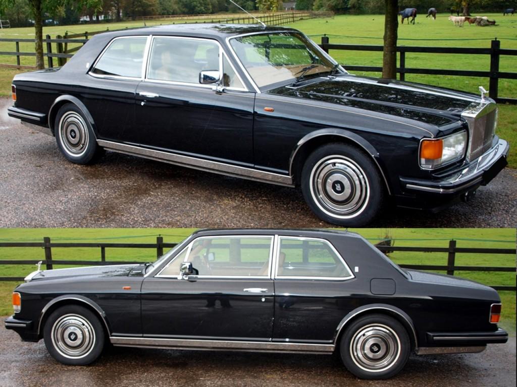 1988 Silver Spirit coupe 1
