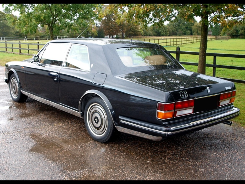 1988 Silver Spirit coupe 9