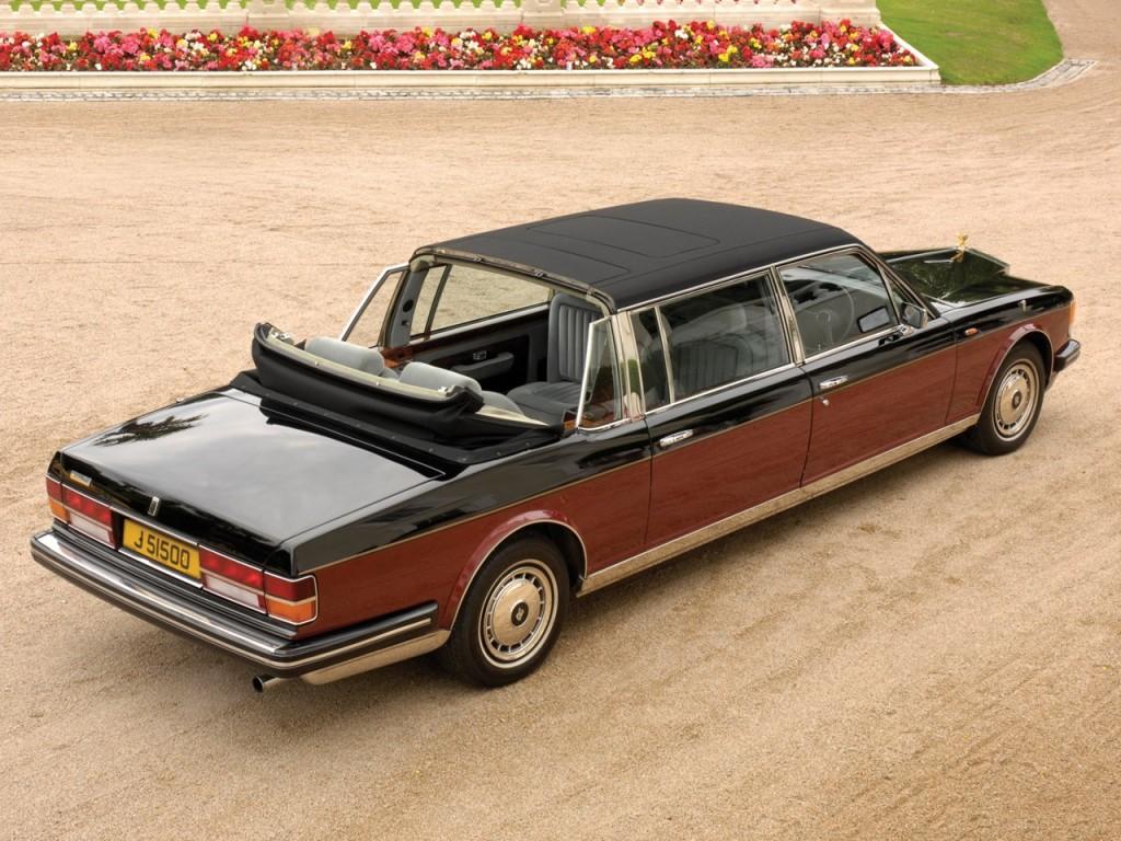 1989Rolls-RoyceSilver Spirit Emperor State Landaulet by Hooper 1