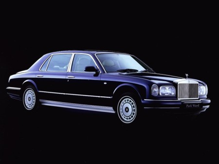 2002Rolls-RoycePark Ward concept 2