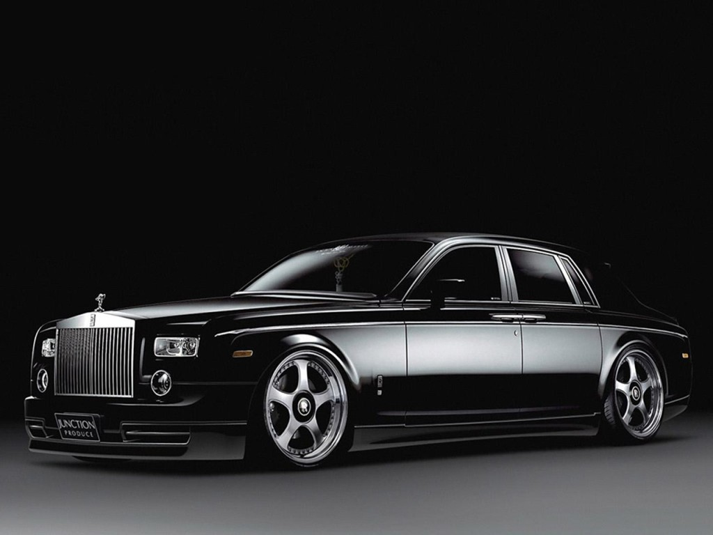 2010 Rolls-Royce Phantom by Junction Produce 1