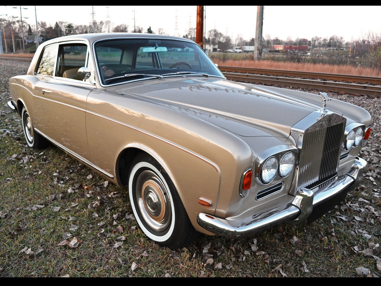 1969 rolls royce silver shadow mpw fixedhead coupe notoriousluxury. Black Bedroom Furniture Sets. Home Design Ideas