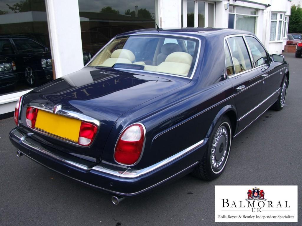 Balmoral UK 8