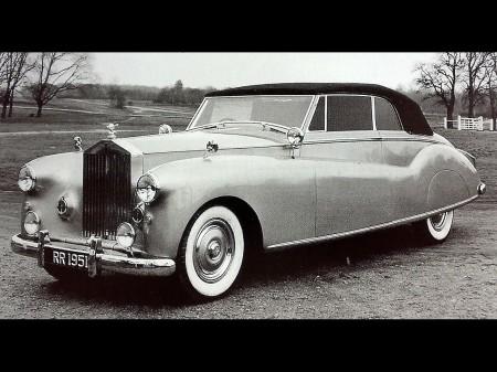 Phantom IV, chassis number 4AF6
