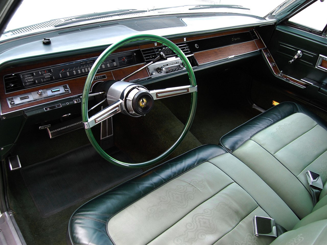 Retrospect 1967 Chrysler Imperial Crown NotoriousLuxury