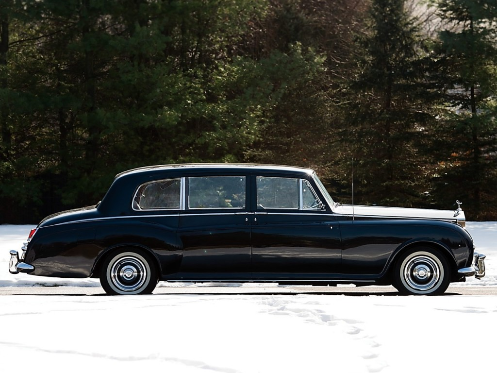 1959 Phantom V Park Ward 3
