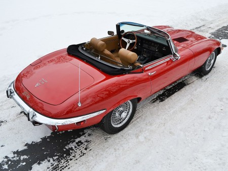 1973 E-Type Jaguar 3