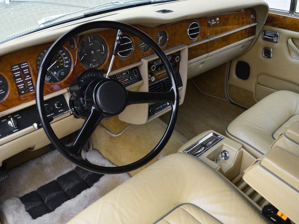 1978 Silver Wraith II 7