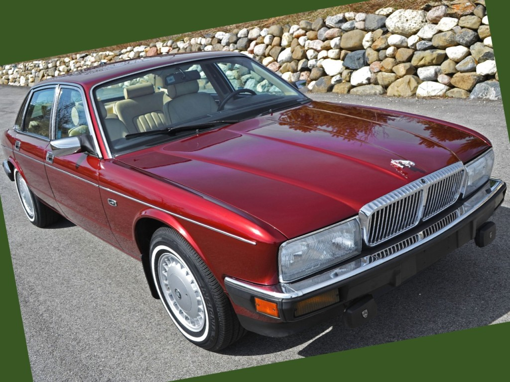 1990 Jaguar Vanden Plas Majestic 2