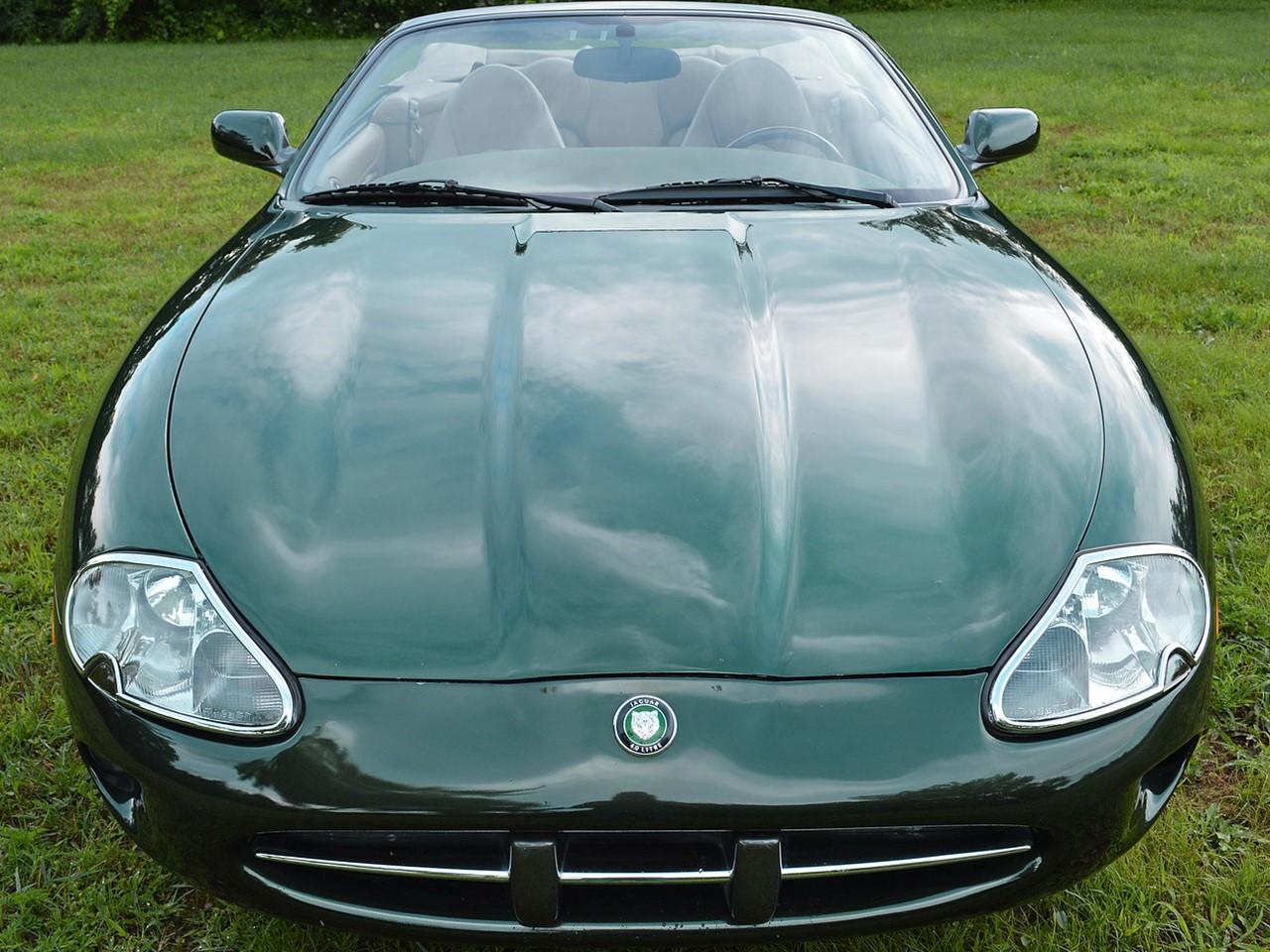 Serendipity And The Jaguar XK8 Convertible – NotoriousLuxury