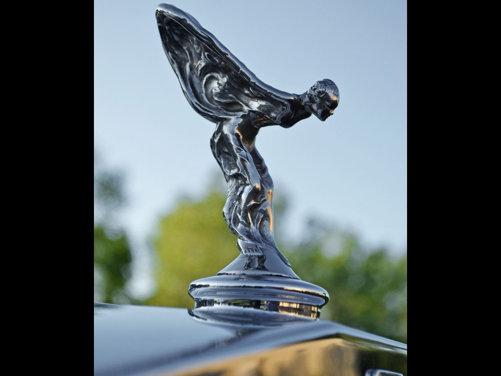 Spirit of Ecstasy 8