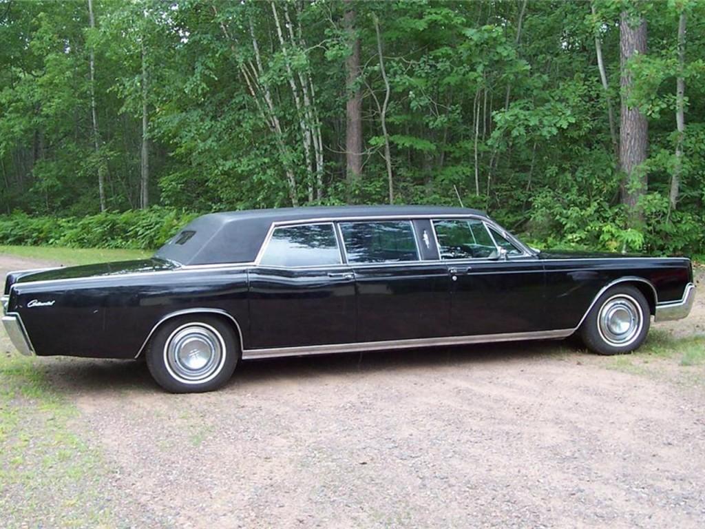 1967 Formal Limousine 1