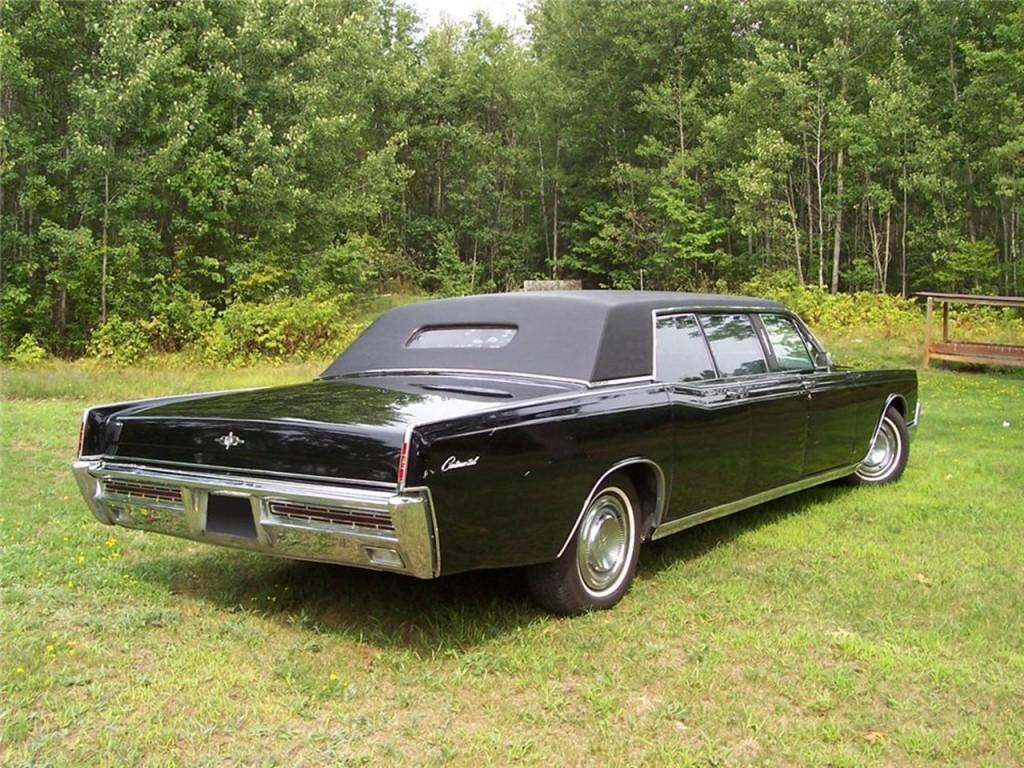 1967 Formal Limousine 2