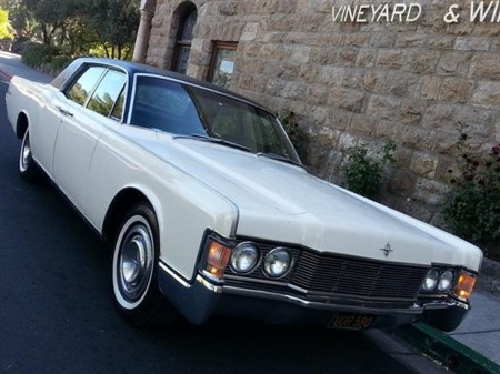 1968 Continental 4