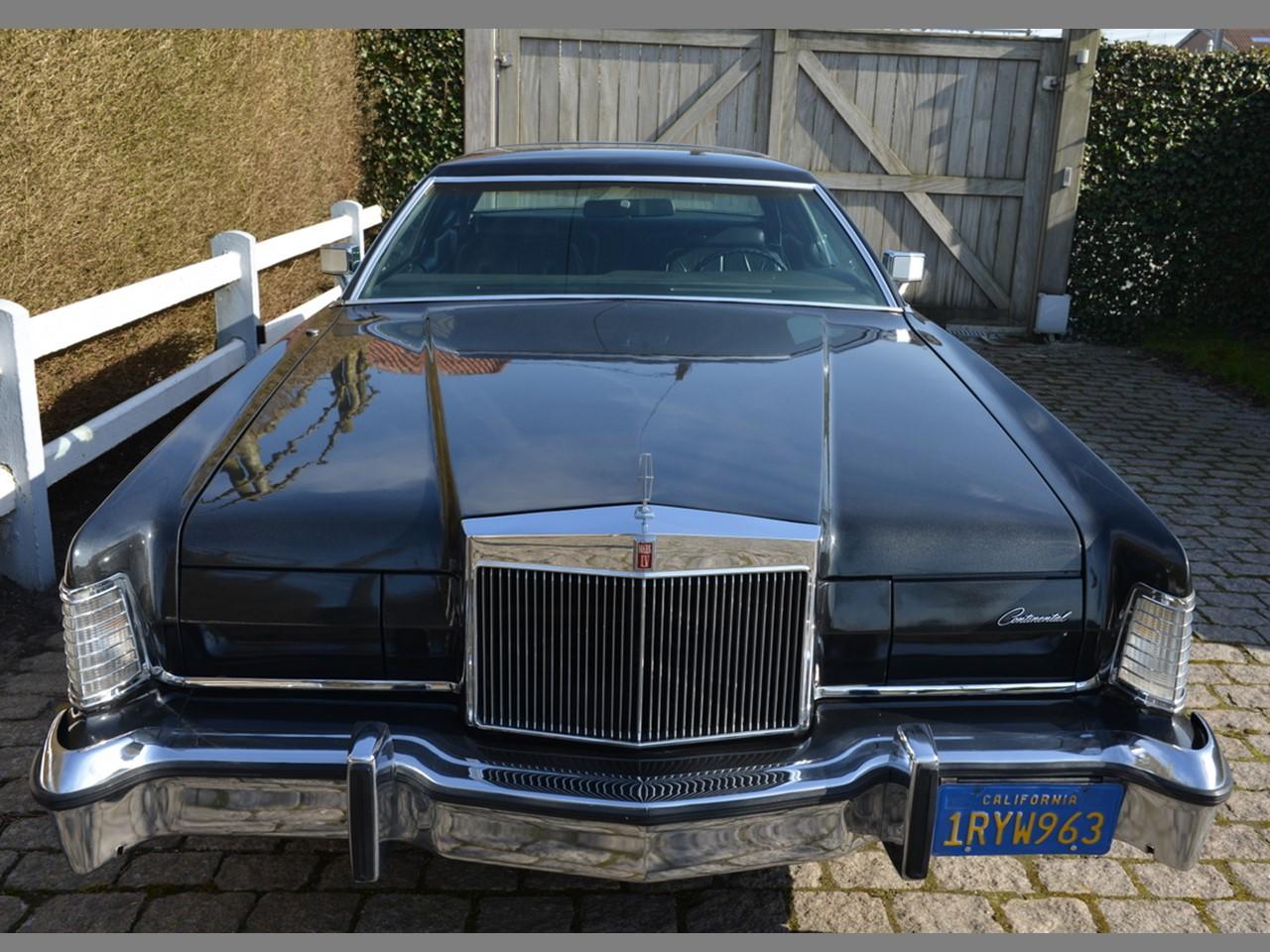 Requiem For A Legend: 1976 Continental MK IV   NotoriousLuxury