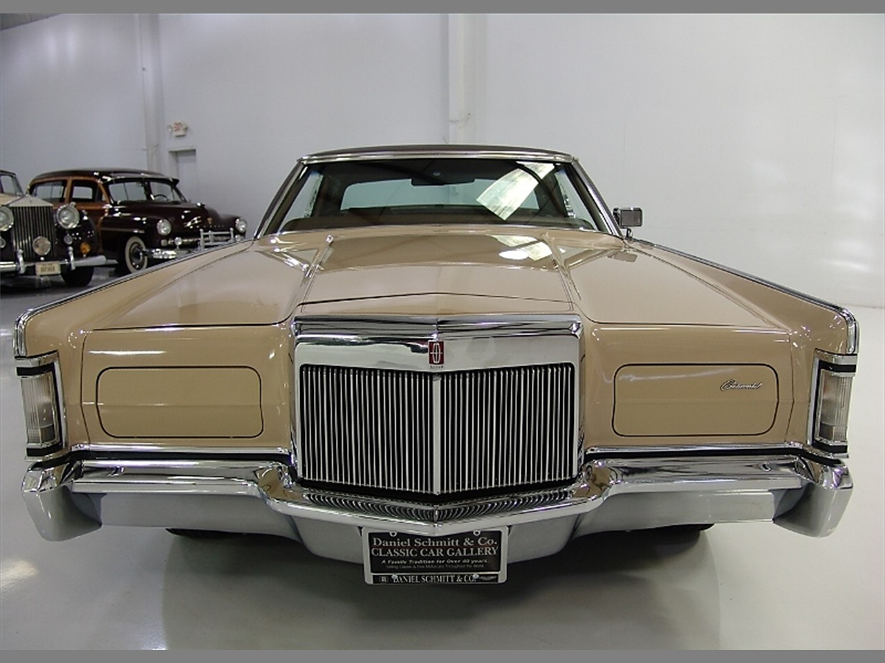 The Continental Life 1971 Mk Iii Notoriousluxury