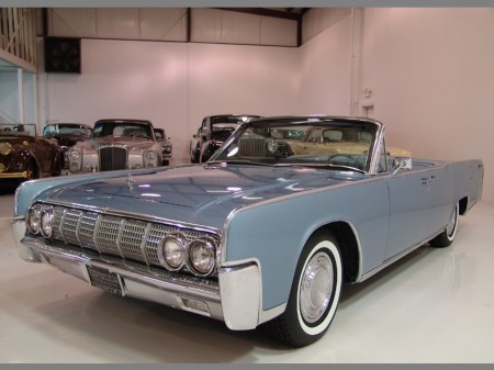 1964 lincoln continental notoriousluxury. Black Bedroom Furniture Sets. Home Design Ideas