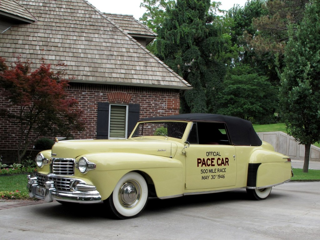 1946 Pace Car 1