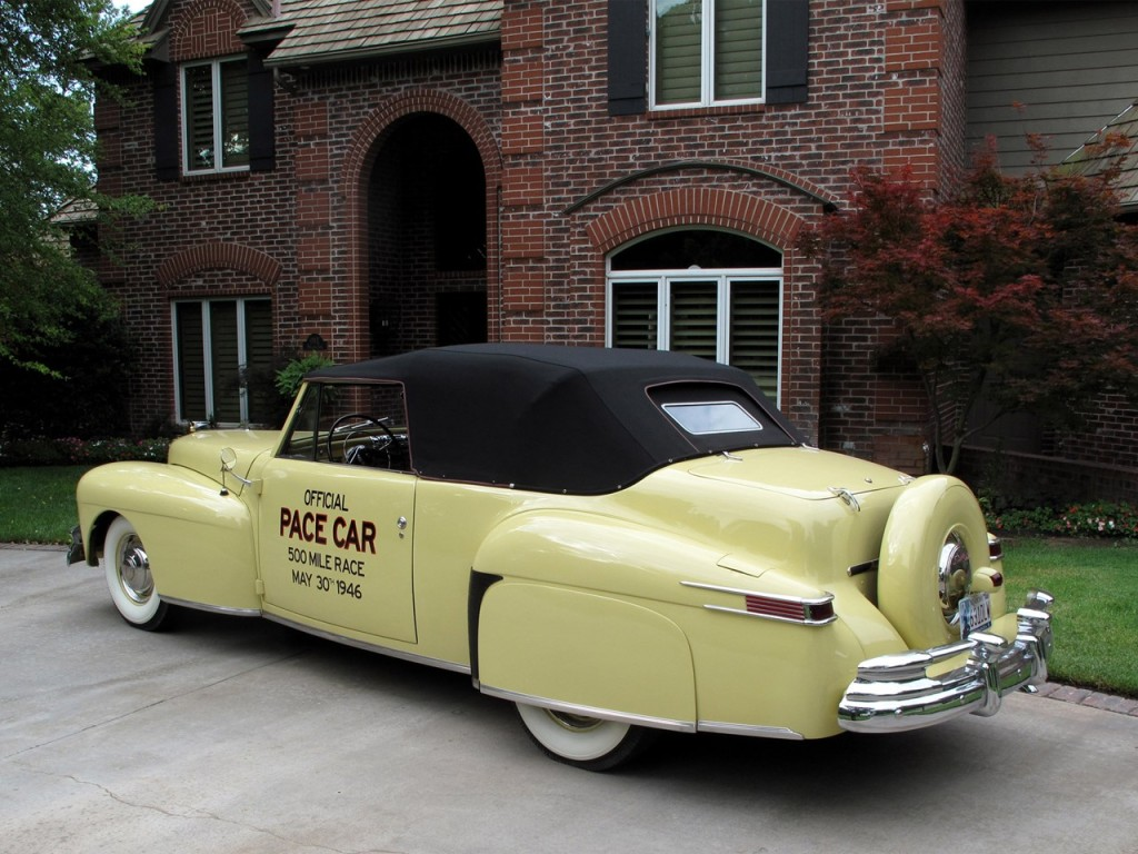 1946 Pace Car 2