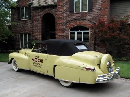 1946 Pace Car 2