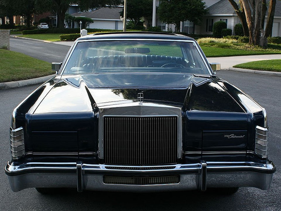 1979 Lincoln Continental Collector's Series – NotoriousLuxury