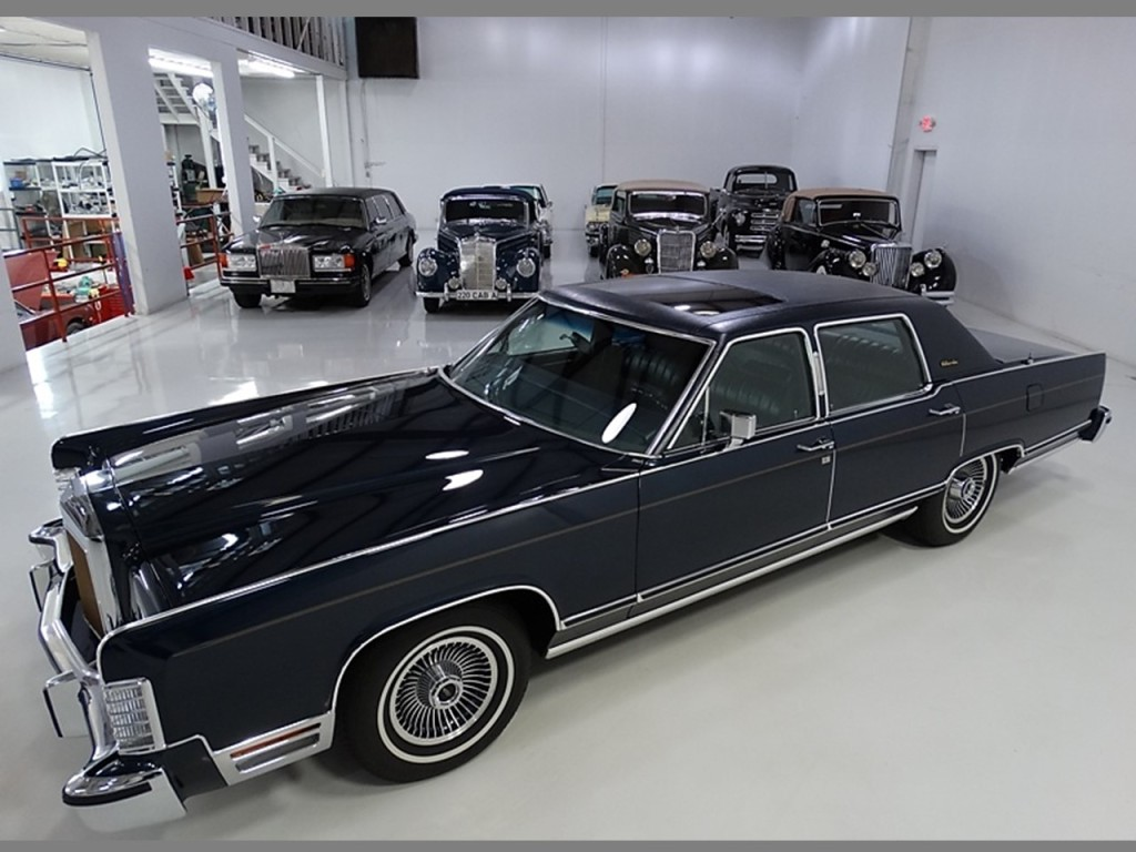1979 Lincoln Continental Collector S Series Notoriousluxury