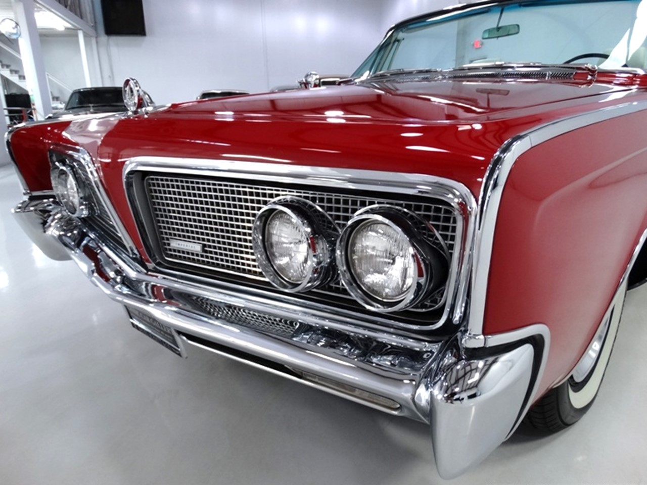 The Majestic 1964 Imperial Crown Convertible – NotoriousLuxury