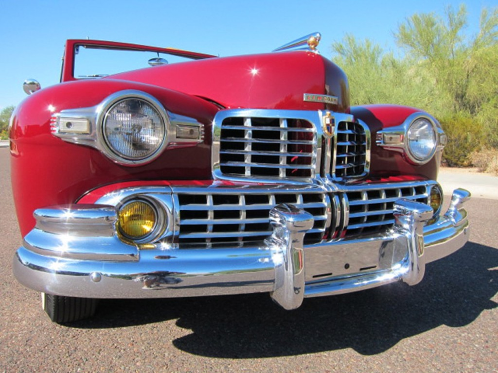 Continental grille