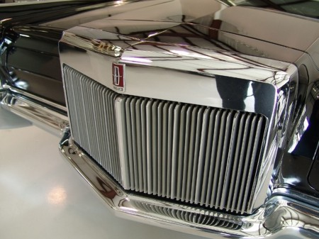 MK III grille
